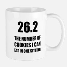 Cookies I Can Eat Marathon Mugs