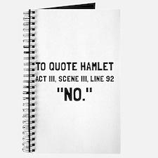 Hamlet Quote Journal
