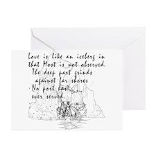 Valentine's Day Poem Greeting Cards (Pk of 10)