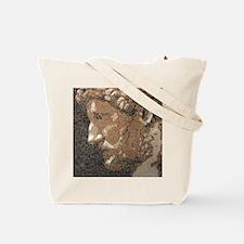 Antinous & Hadrian Mosaic Tote Bag