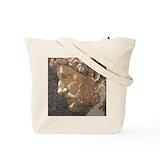Hadrian antinous Canvas Bags