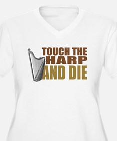 Touch/Die Harp T-Shirt