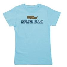 The Hamptons - Long Island. Girl's Tee