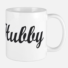 Hubby. Husband. Mugs