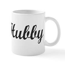 Hubby. Husband. Mugs