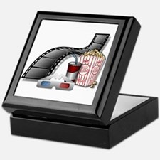 3D Movie Cinema Keepsake Box