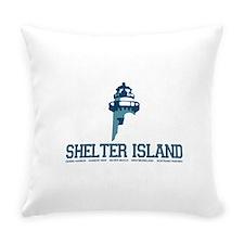 The Hamptons - Long Island. Everyday Pillow