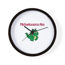 Michaelosaurus Rex Wall Clock