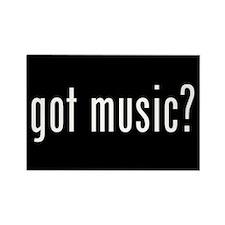 Funny Polka dance Rectangle Magnet (100 pack)