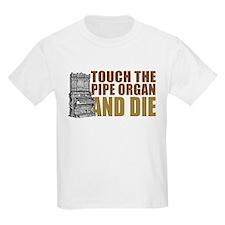 Touch/Die Organ T-Shirt