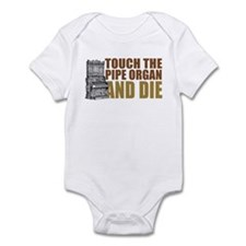 Touch/Die Organ Infant Bodysuit