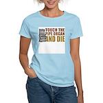 Touch/Die Organ Women's Light T-Shirt