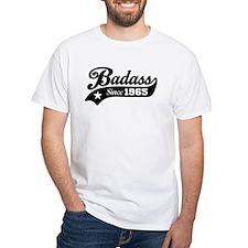 Badass Since 1965 Shirt