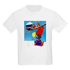 FILLING IN FOR SANTA T-Shirt