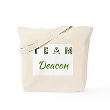 TEAM DEACON Tote Bag