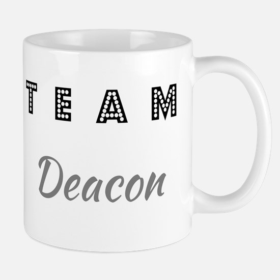 TEAM DEACON Mug