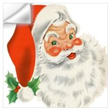 Santa Wall Decals