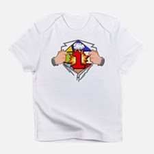 1st Birthday Superhero Infant T-Shirt