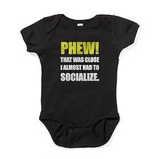 Phew Socialize Baby Bodysuit