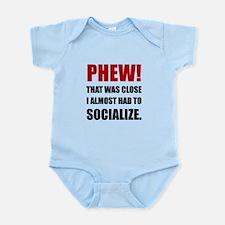 Phew Socialize Body Suit