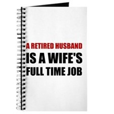 Retired Husband Journal