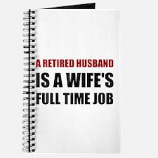 Retired Husband Journal