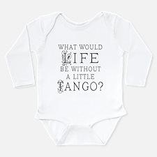Unique Tango Long Sleeve Infant Bodysuit