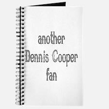 Dennis Cooper fan Journal