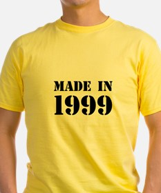 Made in 1999 T-Shirt