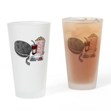 3D Cinema Drinking Glass