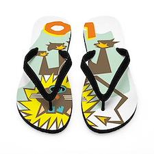 Leo Flip Flops