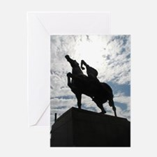 The Spearman Greeting Card