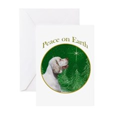 Clumber Peace Greeting Card