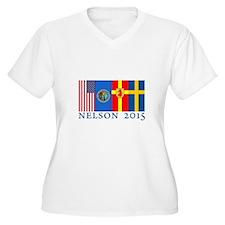 Nelson shirt Plus Size T-Shirt