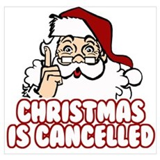 Christmas is Cancelled Poster