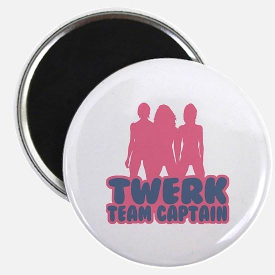 Twerk Team Captain Magnet