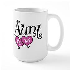 Aunt 2016 Coffee Mug