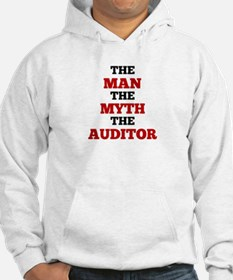 The Man The Myth The Auditor Hoodie