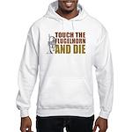 Touch/Die Flugel Hooded Sweatshirt