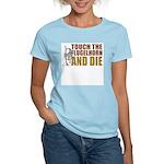 Touch/Die Flugel Women's Light T-Shirt