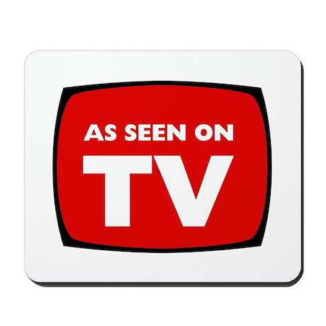 AS SEEN ON TV - Mousepad