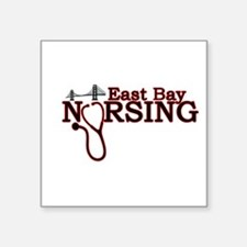 East Bay Nursing Sticker