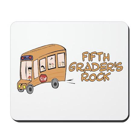 5th Grade Mousepad