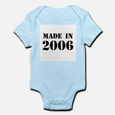 Made in 2006 Body Suit