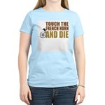Touch/Die French Women's Light T-Shirt
