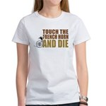 Touch/Die French Women's T-Shirt