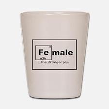 FEmale Shot Glass