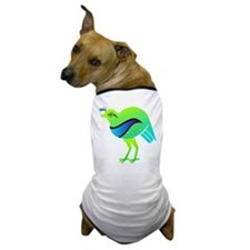 Cute Quail Dog T-Shirt