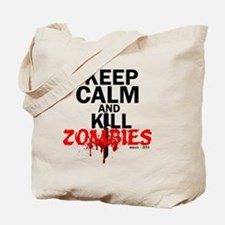 Unique Zombi Tote Bag
