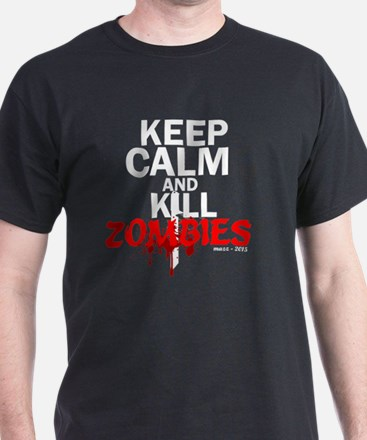 Cute Zombie calm T-Shirt